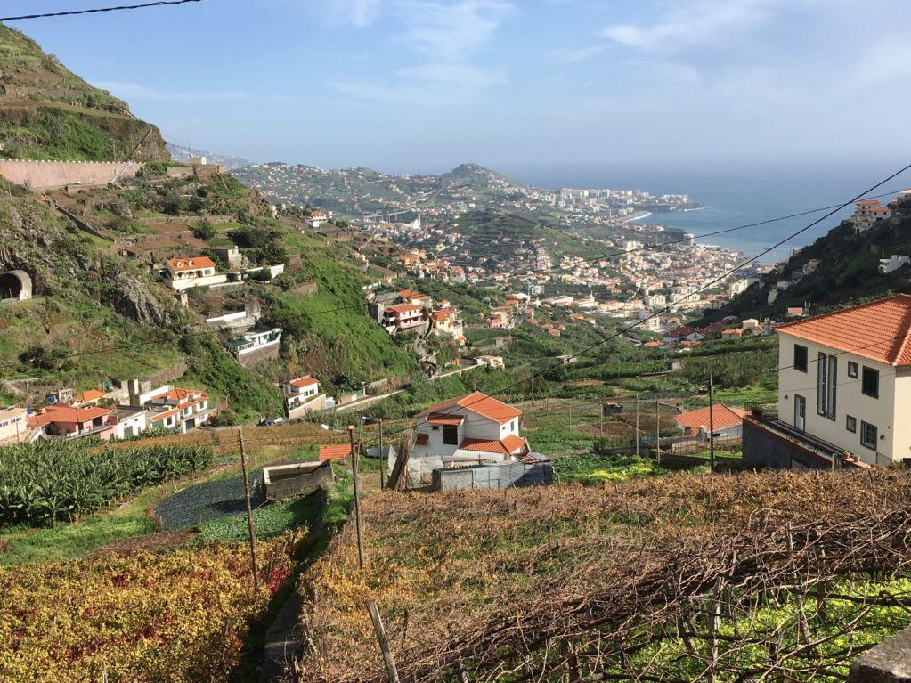 Camara de Lobos to Cabo Girao