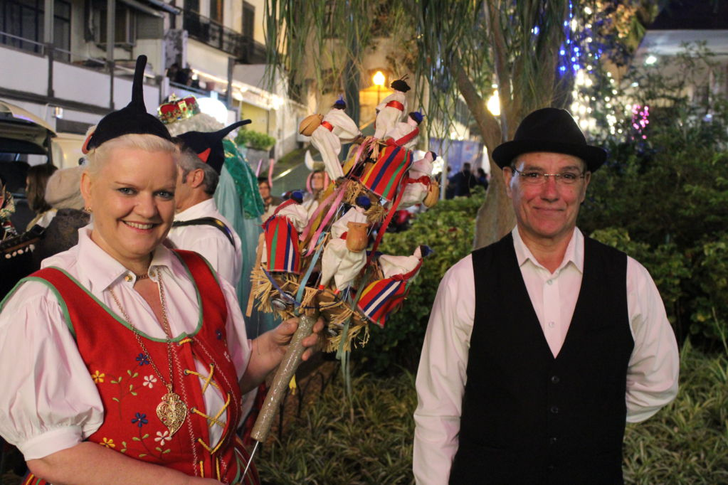 Cantar os Reis January 5, Madeira