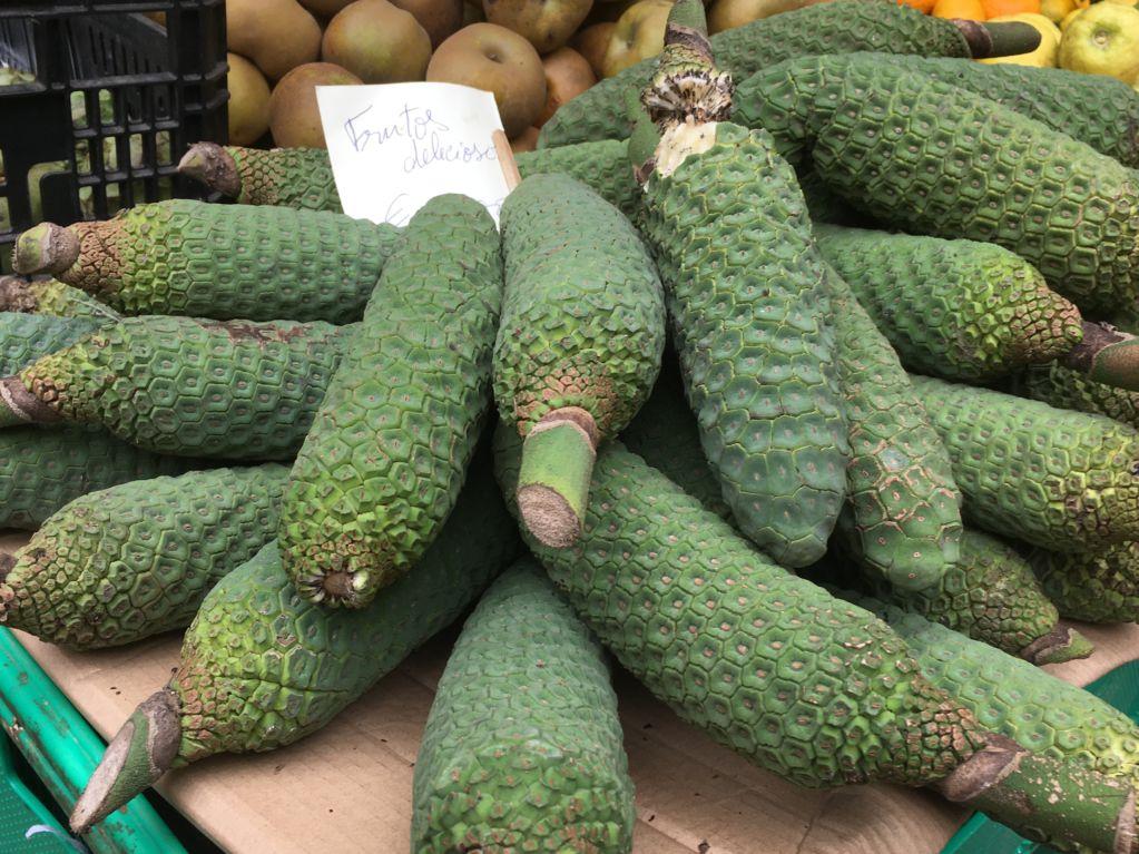 Frutos deliciosos