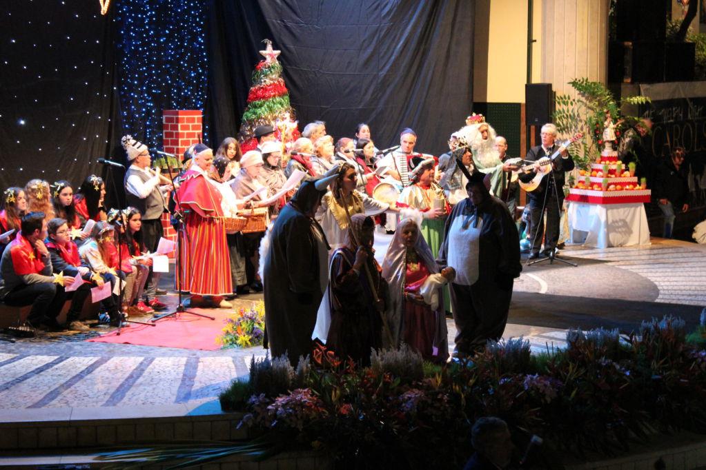 Funchal Madeira Cantar os Reis