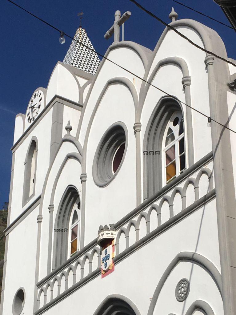 Jardim do Mar church