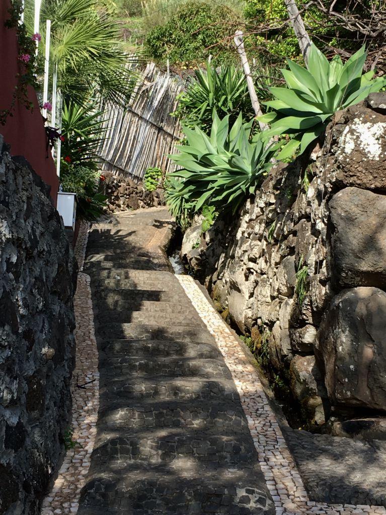 Jardim do Mar walking path