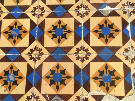 Lisbon azulejo tiles