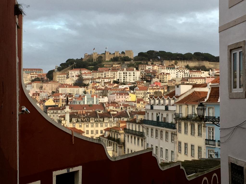 Lisbon Baixa and Castelo de S. Jorge