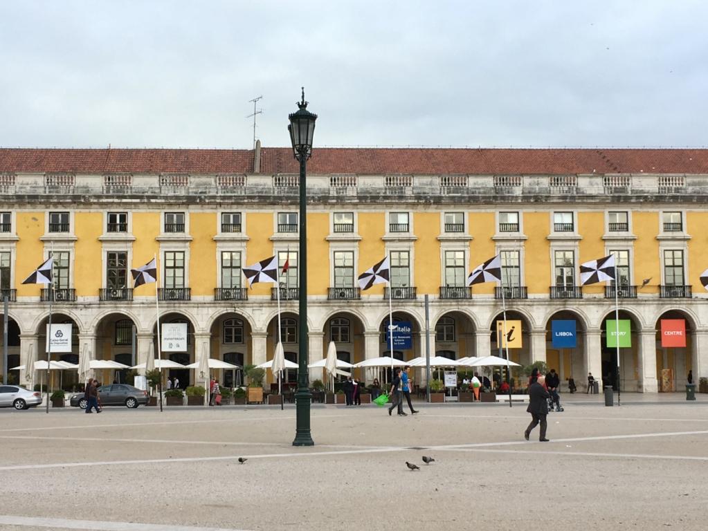 Lisbon Praca do Comercio