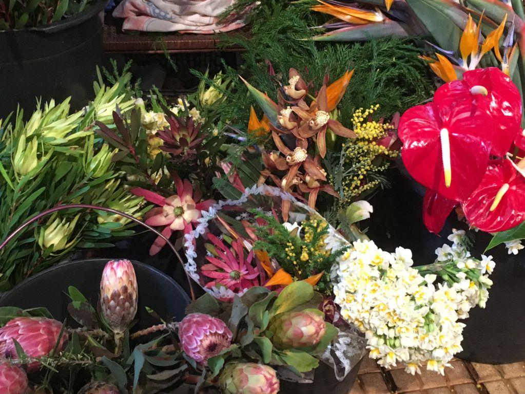 Madeiran flowers