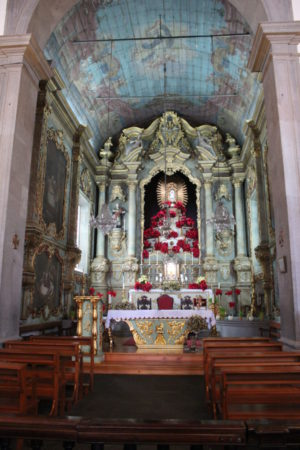 Monte church Madeira