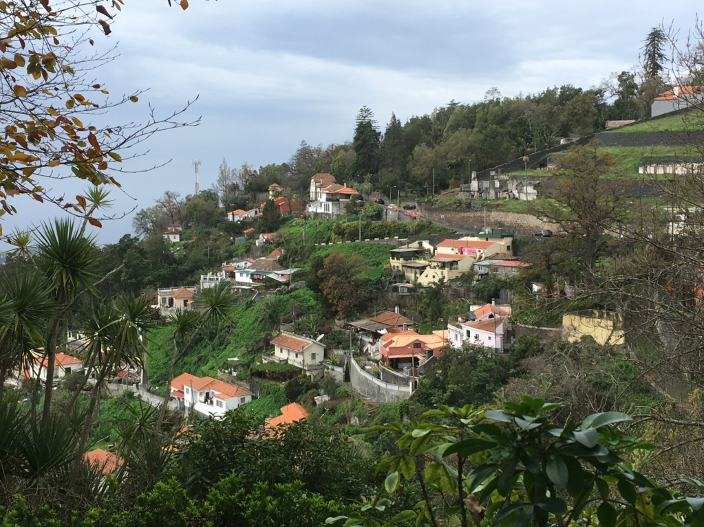 Monte centre, Madeira
