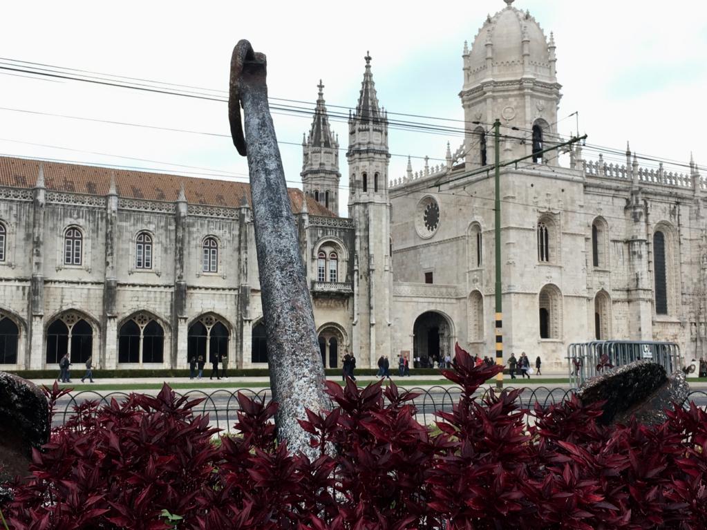 Mosteiro de Jeronimos and Museu Nacional de Arquelogia