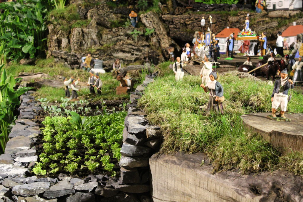 Nativity scene, Funchal
