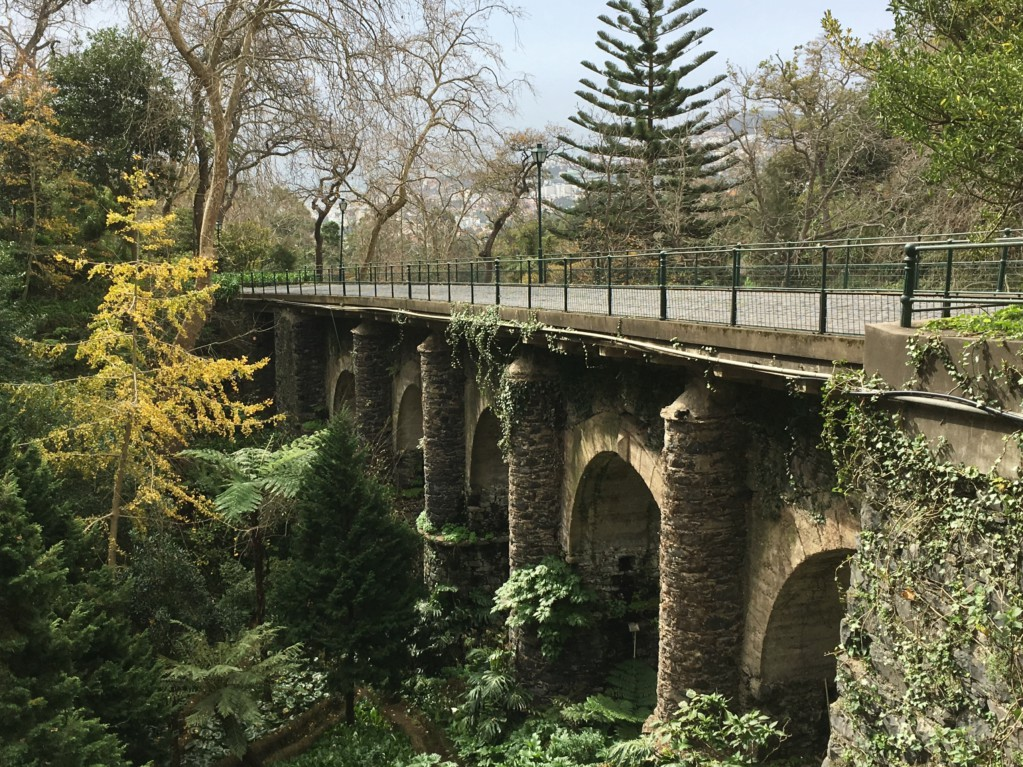 Old railway bridge Monte