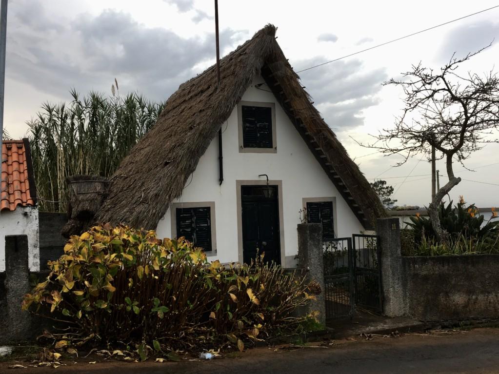Old Santana house