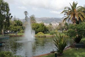 Parque de Sta Catarina Funchal