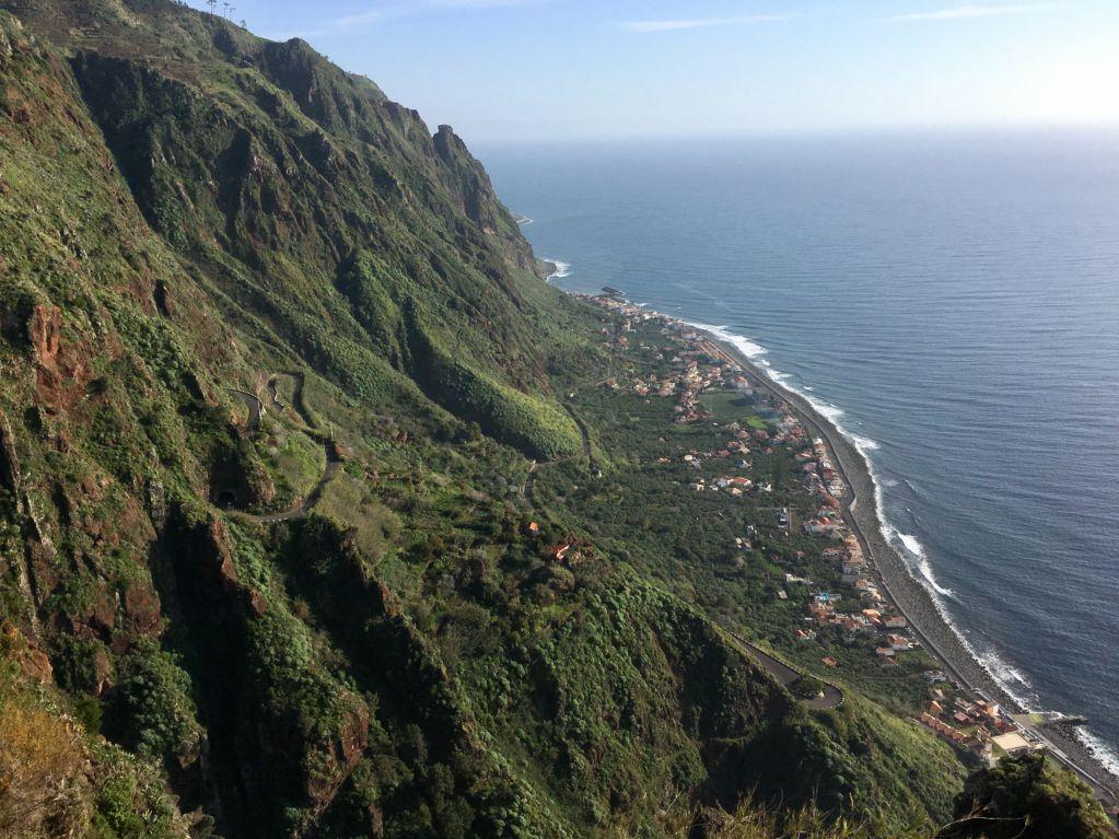 Paul do Mar Western Madeira