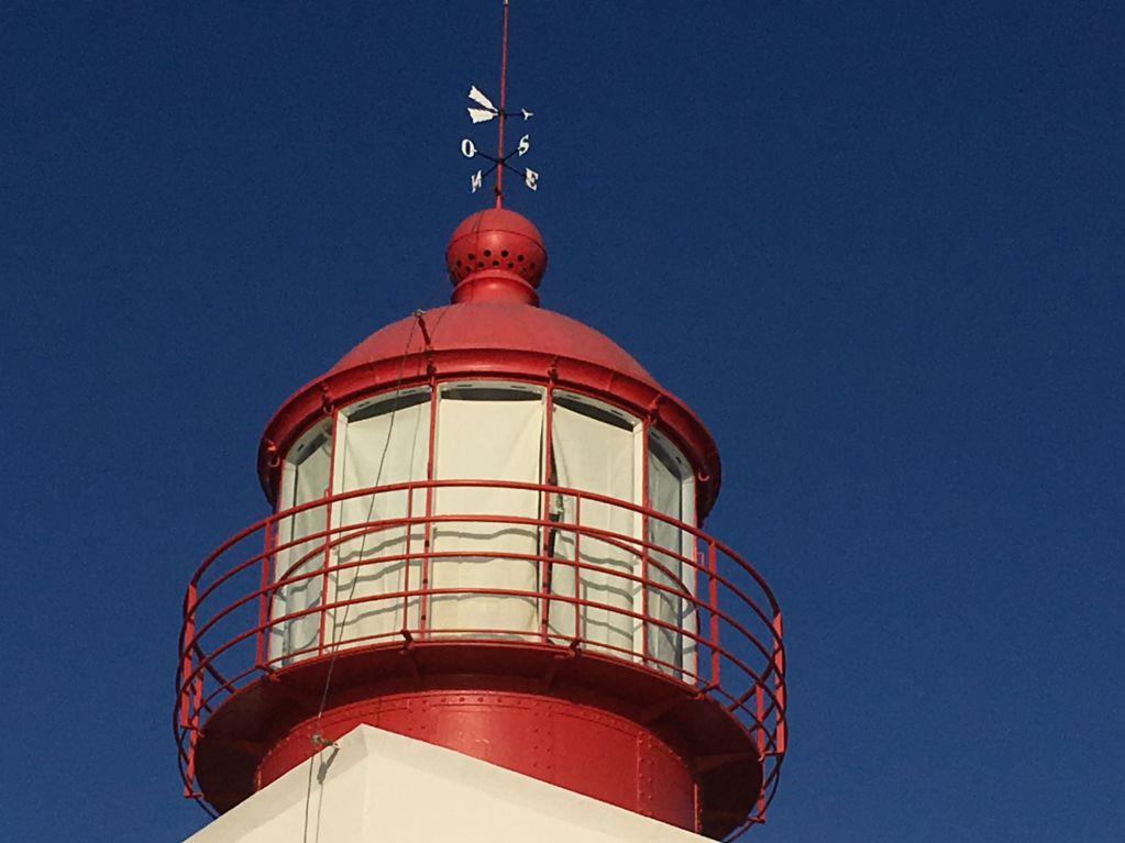 Ponta do Pargo light station Western Madeira