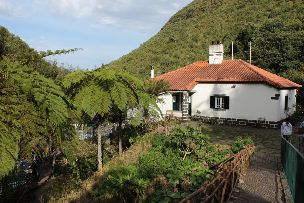 Santana day trip from Funchal, Ribeiro Frio