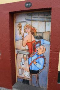 Rua de Santa Maria artwork