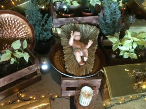 Savoy Saccharum Christmas decoration Madeira