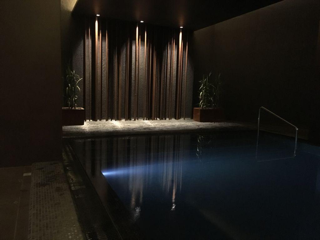 Savoy Saccharum interior decoration Madeira