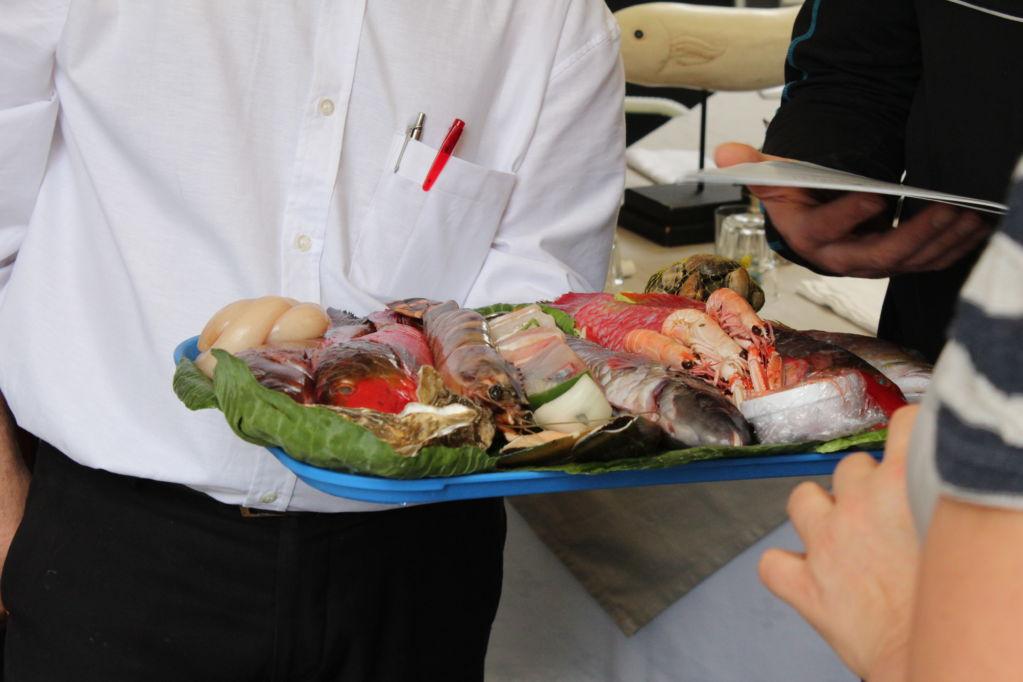 Seafood, Rua de Santa Maria Funchal