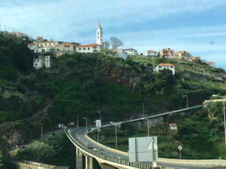 Via Expressa Santana to Funchal