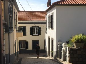 Walking in Calheta