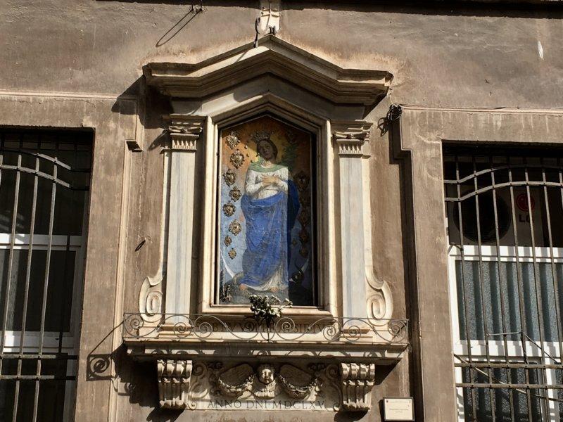 Vatican house