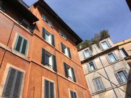 Houses near Piazza Navona