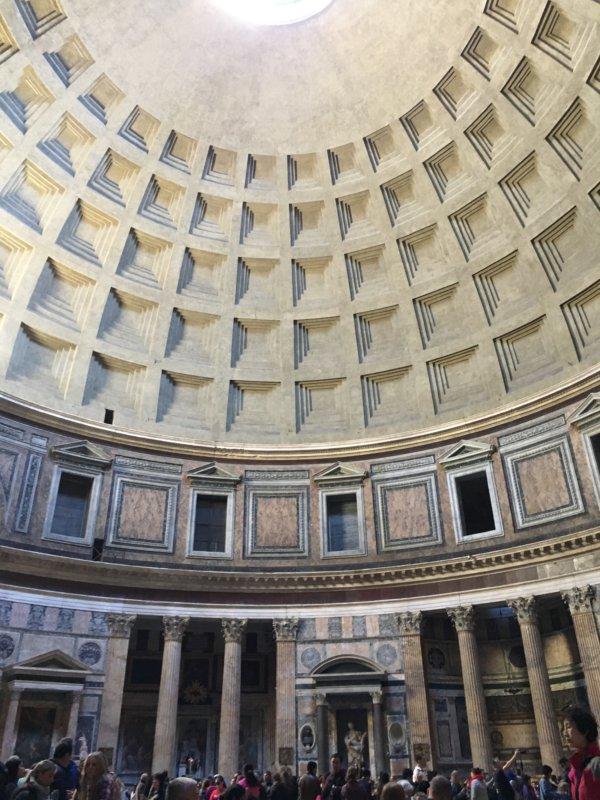 Pantheon, Piazza della Rotonda Rome