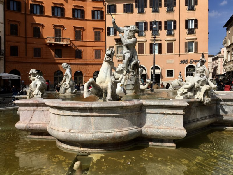 Top 10 sights in Rome, Piazza Navona