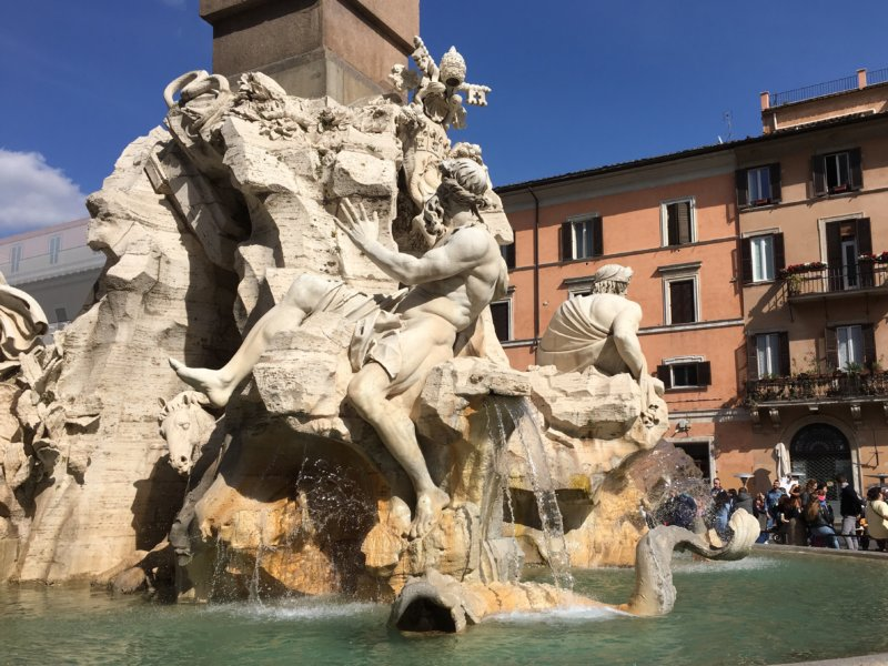 Piazza Navona, Top 10 sights in Rome