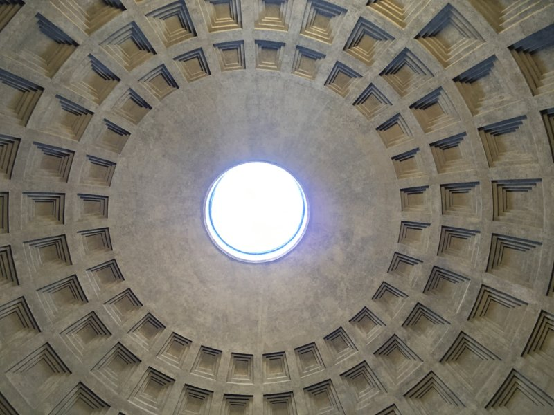 A Rome weekend, Pantheon