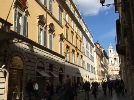 Via dei Condotti, Rome