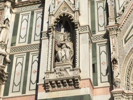 Duomo facade, Florence