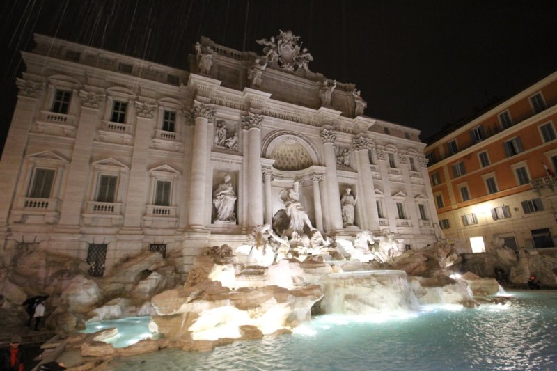 Rome Centro Storico, Fontana di Trevi