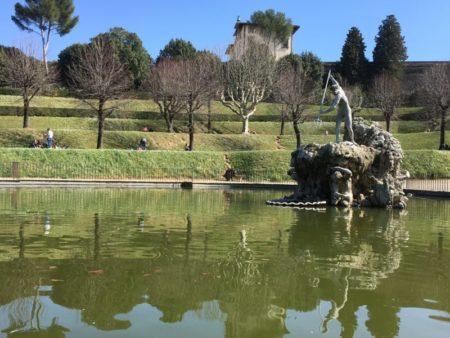 Giardino di Boboli, Florence