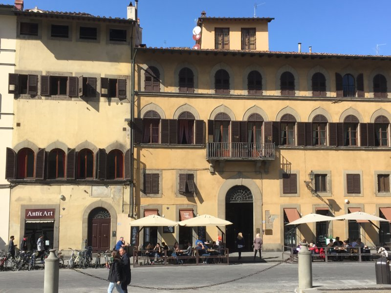 Oltrano, Florencein one day