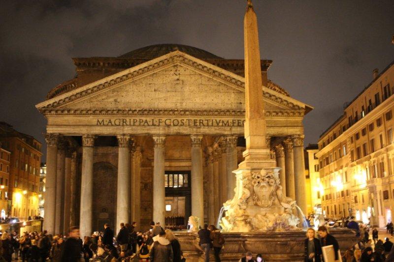 Rome's Centro Storico, Pantheon