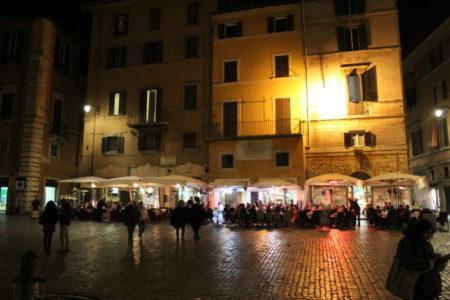 Rome's Centro Storico, Piazza della Rotonda