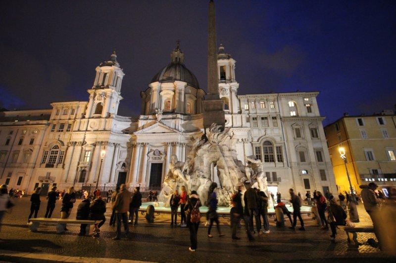 Rome Centro Storico, Piazza Navona