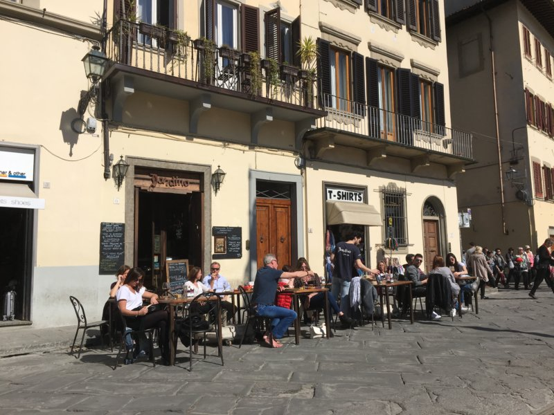 Piazza Santa Croce, Florence in one day