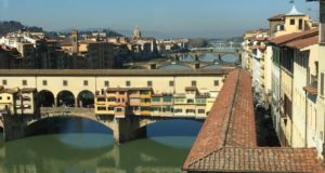 Ponte Vecchio from Uffici, Florence