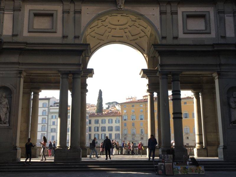 Uffici arcade, Florence