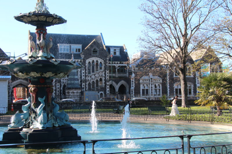 Canterbury Museum Christchurch
