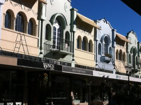 New Regent Street Christchurch