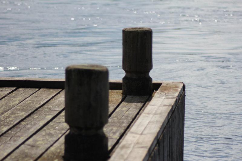 Lake Näsijärvi boat pier