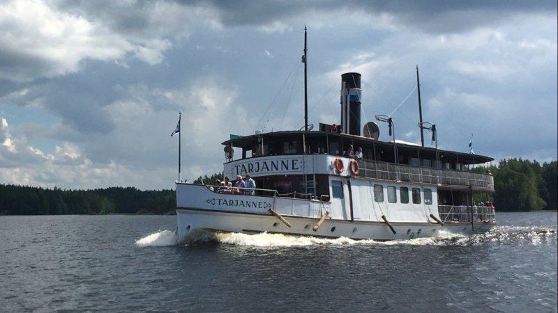 Steamship s/s Tarjanne