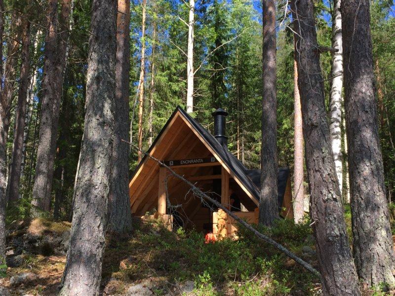Enonranta camping site