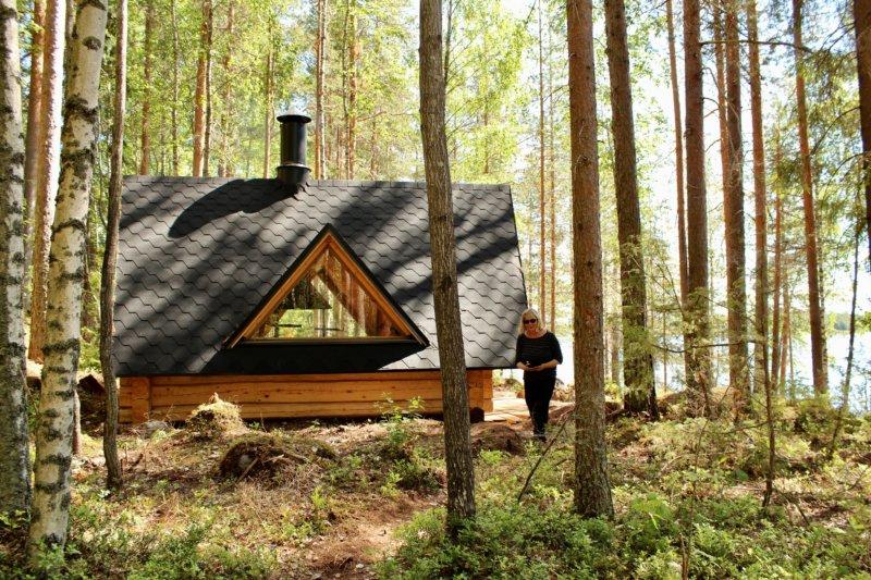 Enonranta Southern Konnevesi National Park