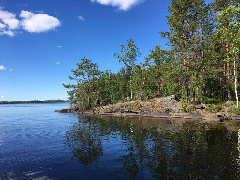 Lapinsalo island, Southern Konnevesi National Park